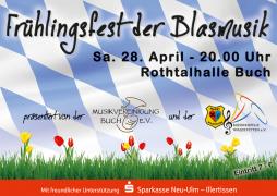 Frühlingsfest der Blasmusik
